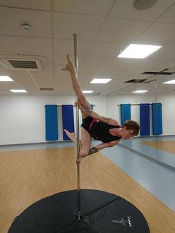 Pole fitness bognor