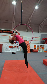 Aerial hoop Bognor