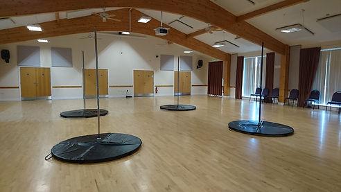 Pole Fitness Class Angmering
