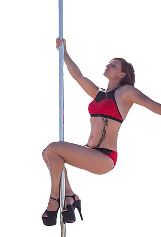 Emma Ward Pole Instructor