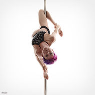 Sue Thompson Aerial and Pole Instructor