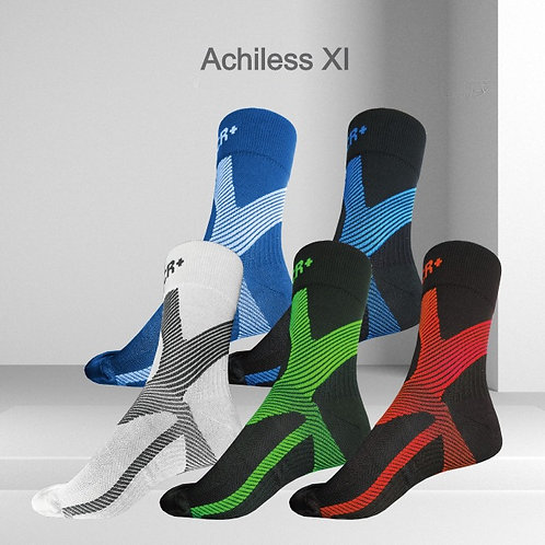 U.CR+ Achiless XI  high power compression socks summer阿基里斯六代機能襪 短襪