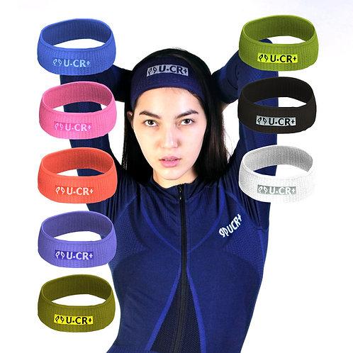 【U.CR+ Compression】SCAP PP頭巾 九種顏色 透氣舒適 騎車跑步皆可適用