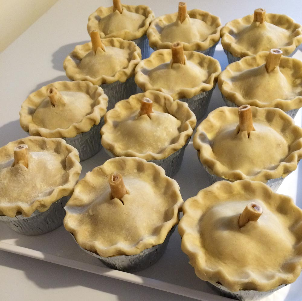 Pies | Truly Traceable Venison and Game Pies & Sausage Rolls