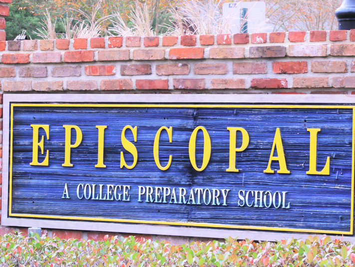 episcopal sign front of school.JPG