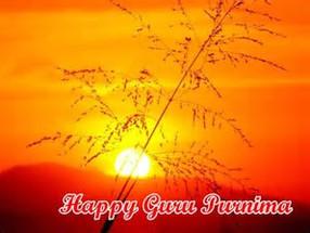 Full Moon Celebration -  Guru Purmina