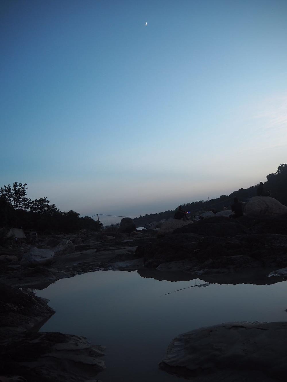 River Ganga - Rishikesh