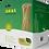 Thumbnail: Life Natura - Einweg Bio Strohhalme aus Lepironia-Gras 500 Stk.