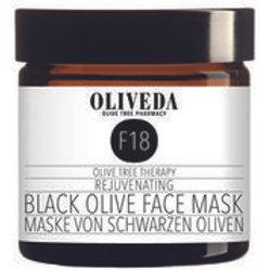 Maske schwarze Olive