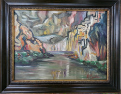 Canyon River Song $375