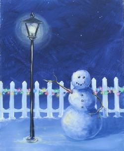 Frosty Lights