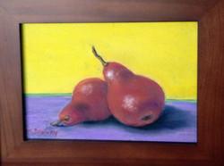 Pastels by Bill Denny