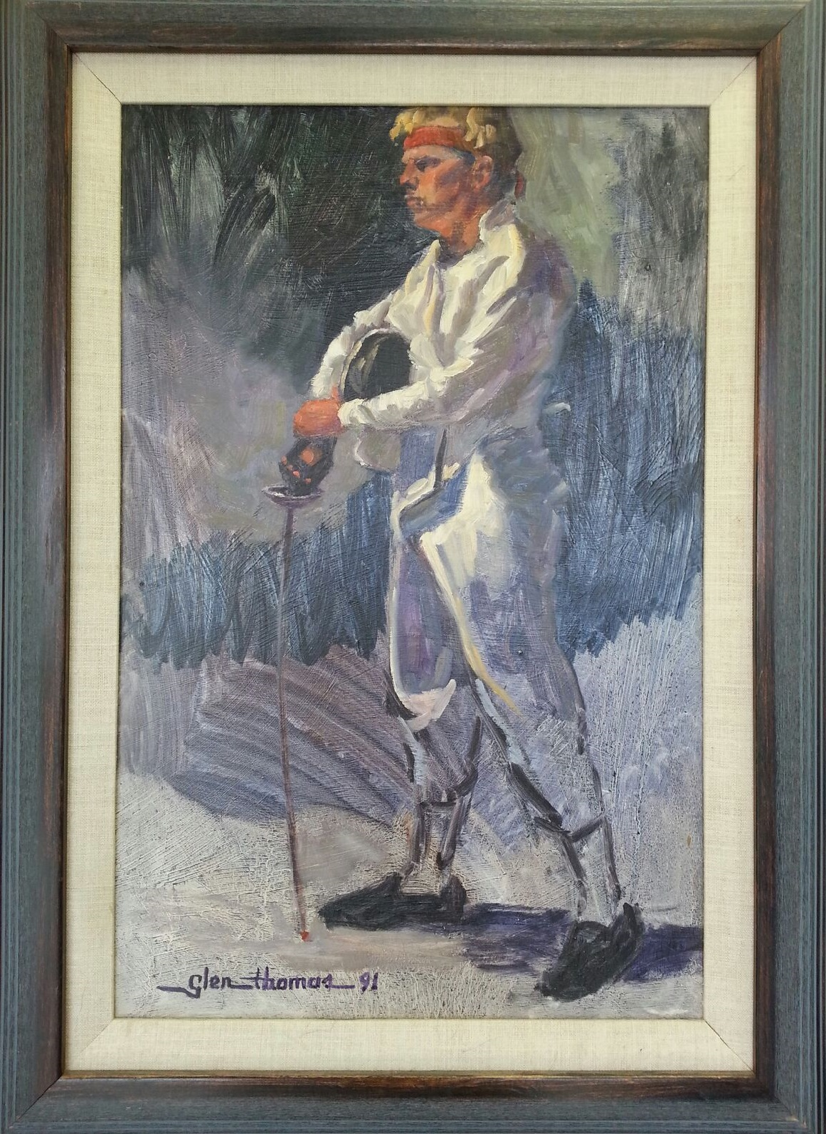 The Fencer  $475