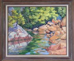 Wichita Mountain Stream  $750