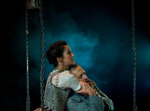 Macbeth Production Image