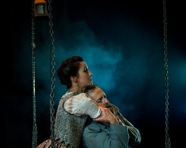 Macbeth Production Photo
