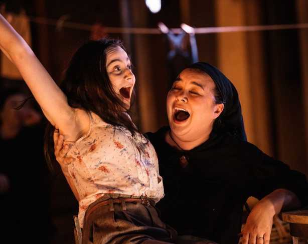 Romeo and Juliet Production Image