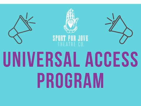 Universal Access Program 2021