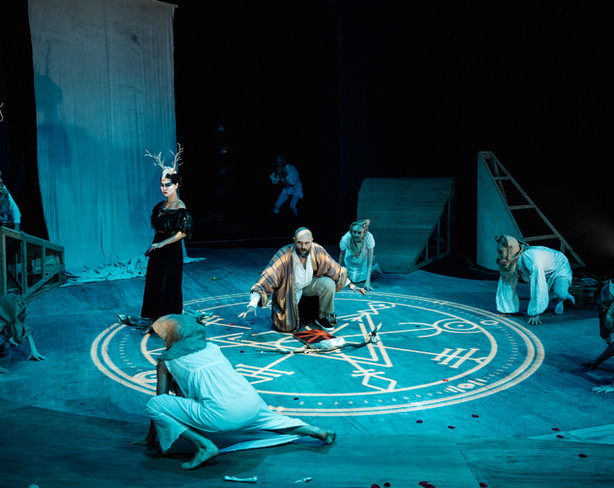 The Tempest Production Image