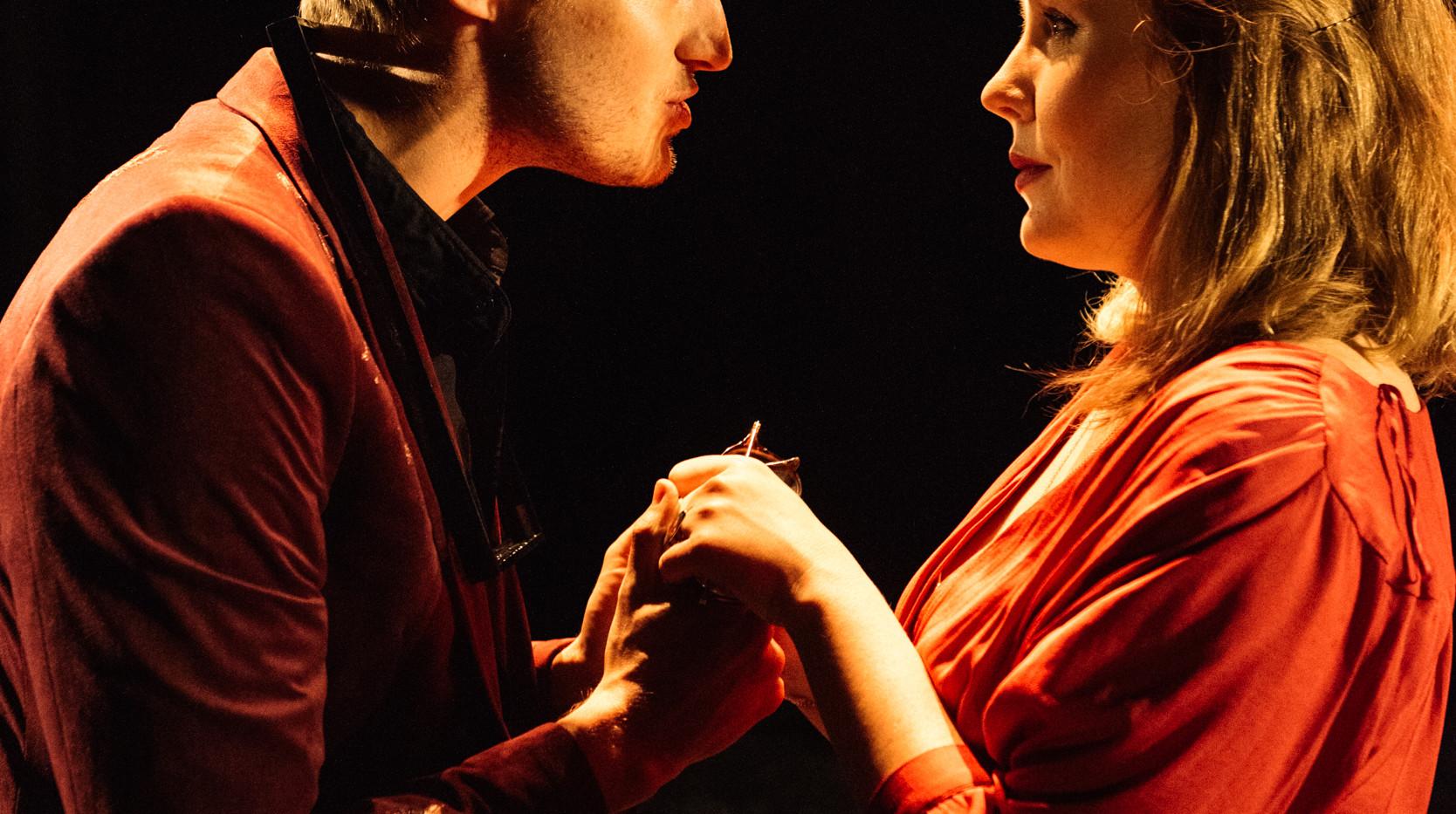 Merchant of Venice Production Photo