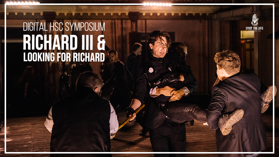 Richard III and Looking for Richard