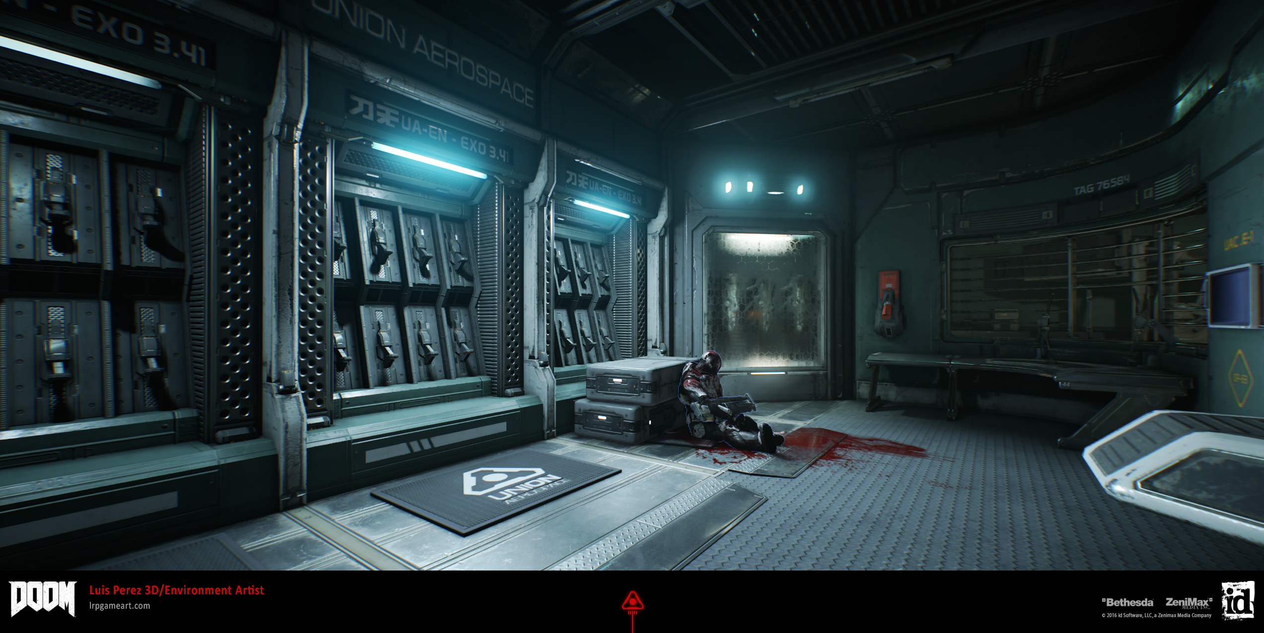 DOOM: Res-Ops Armory