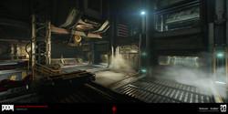 DOOM: Res-Ops Cargo HUB 3