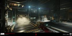 DOOM: Res-Ops Cargo HUB 1