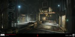 DOOM: Res-Ops Cargo HUB 2