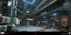 DOOM: Res-Ops (Locker Room)