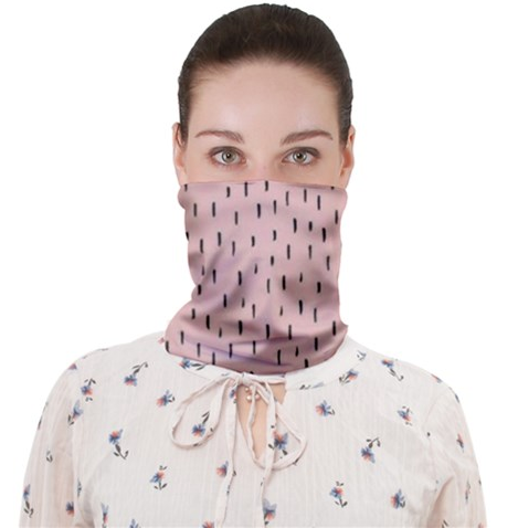 Face Neck Gaiter Snood