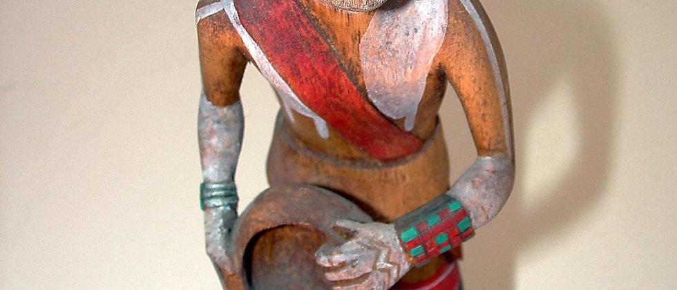 Hopi Huhuwa Kachina