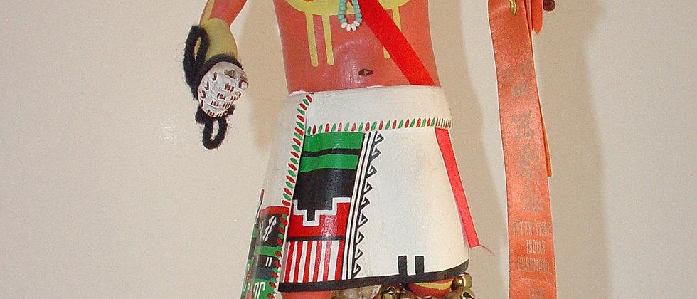 Hopi Roadrunner Kachina