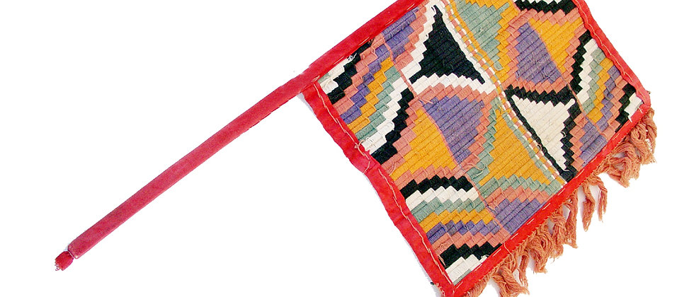 Plains Indian Game Flag