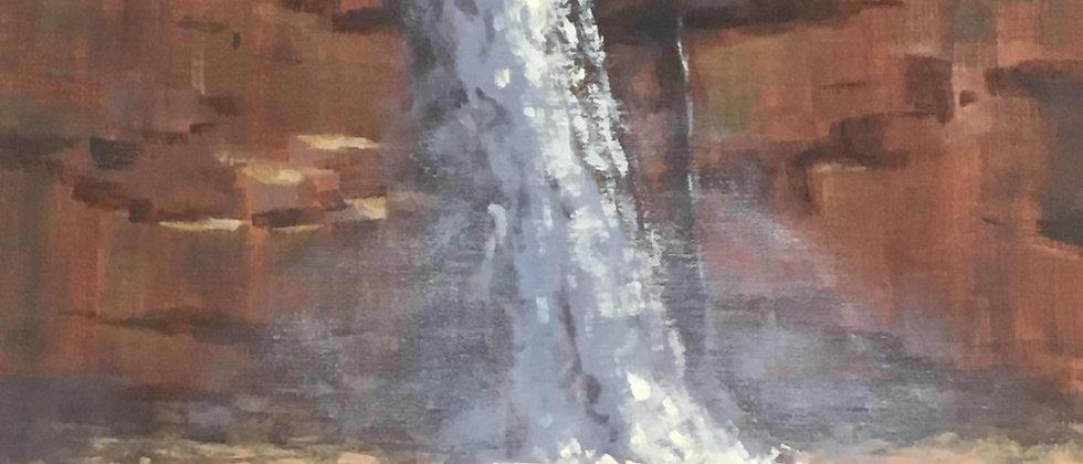 """""""La Plata Waterfall"""""""