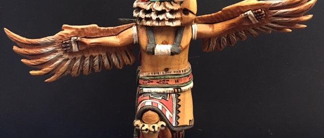 Hopi Eagle Kachina