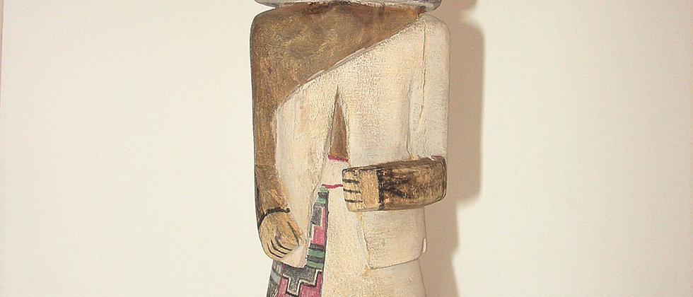 Hopi Warrior Kachina circa 1920