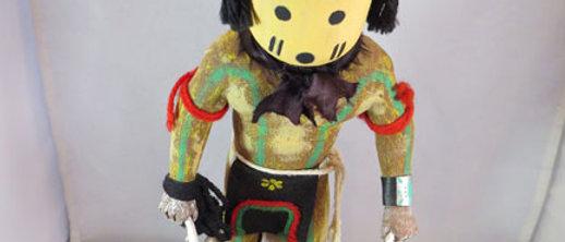 Scorpion  Kachina
