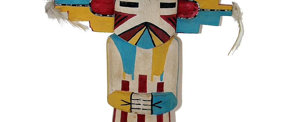 Hopi Cradle Kachina
