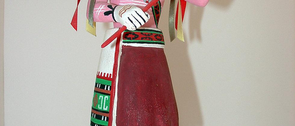 Hopi Comanche Kachina