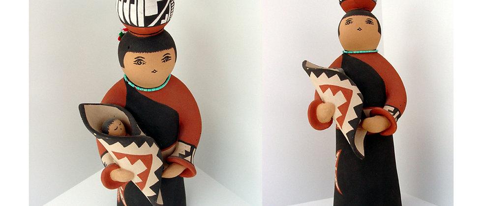 Jemez Figurine