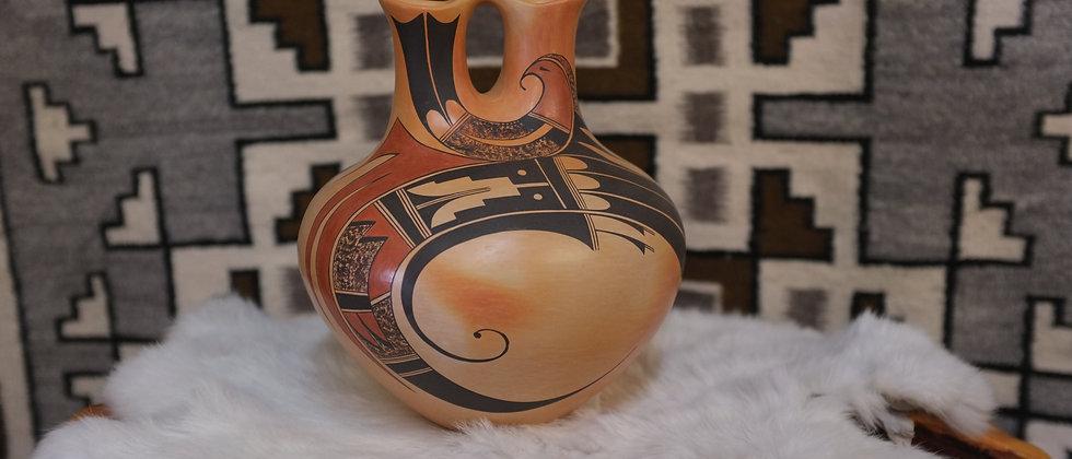 Hopi Wedding Vase