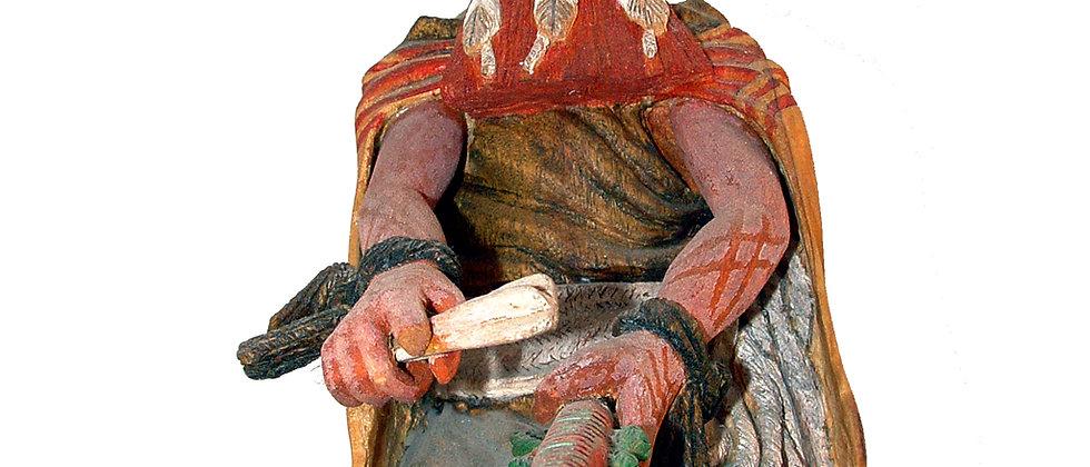 Hopi Niman Mana Kachina