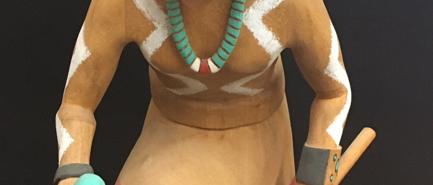 Hopi Antelope Kachina