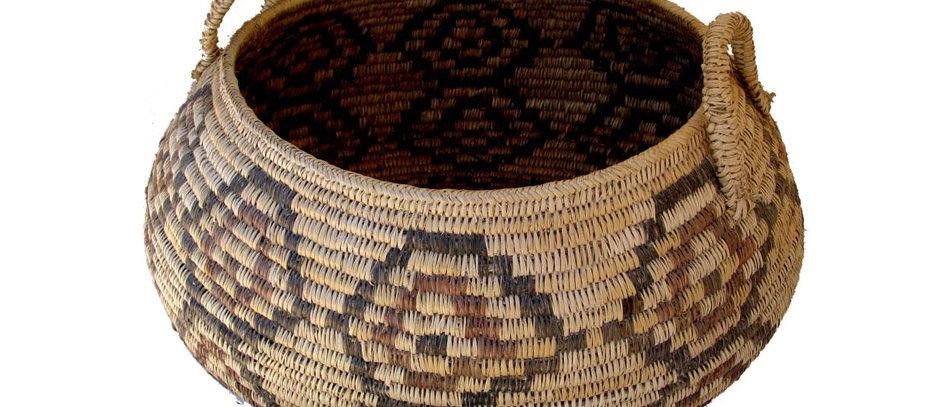 Jicarilla Apache Basket