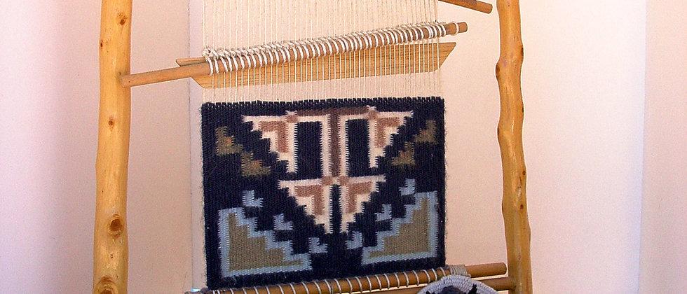 Rug on the Loom Minature