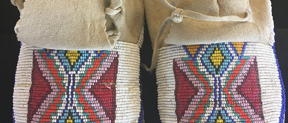 Southern Ute Moccasins