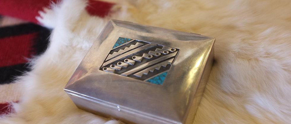 Navajo Inlay Box
