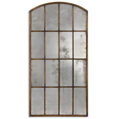 Asheville Rustic Arch Mirror