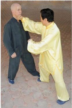 'Back Fist'